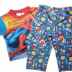 Marvel Spider-Man Pajama Set 2 Piece 24M Baby